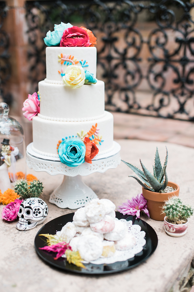 Wedding Ideas Inspired by the Day of the Dead Celebration - InMexico